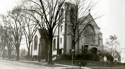 Redeemer Lutheran Church, 1939